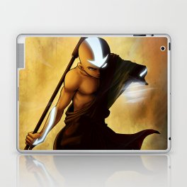 Aang avatar state Laptop & iPad Skin