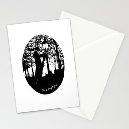 Lamplighter 1 Stationery Cards