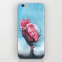 Heart's Apart iPhone Skin