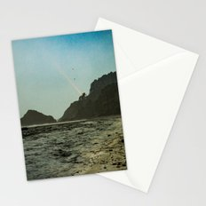 Ocean Beach Lighthouse - Heceta Head Light House Stationery Cards