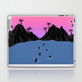Swim Together Laptop & iPad Skin