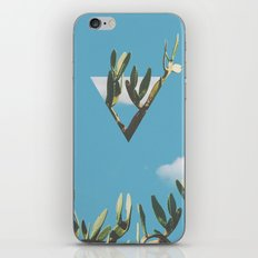 Cacti III iPhone & iPod Skin