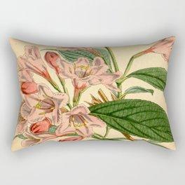 Botanical Illustration No.4893 Rectangular Pillow