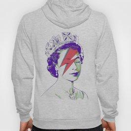 Queen Elizabeth / Aladdin Sane Hoody