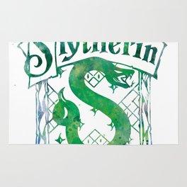Slytherin Crest Rug