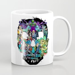 Dragon ball Super Crossover Coffee Mug