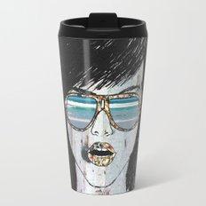 Tropical Zombie  Travel Mug
