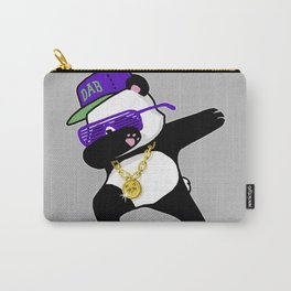 Dabbing Panda Carry-All Pouch
