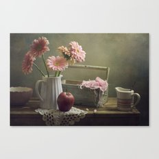 In the spring mood Canvas Print