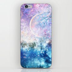 Fantasy space iPhone & iPod Skin