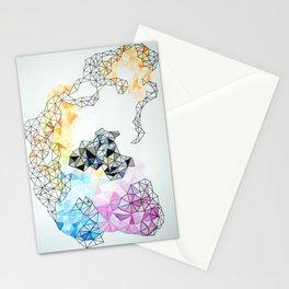 Shape Stationery Cards