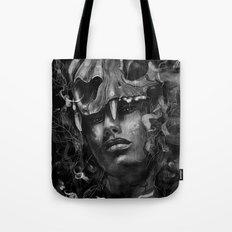 Empress Lion Skull Tote Bag