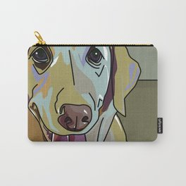 Latte Dog  Carry-All Pouch