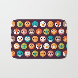 SMILEY FACES Bath Mat