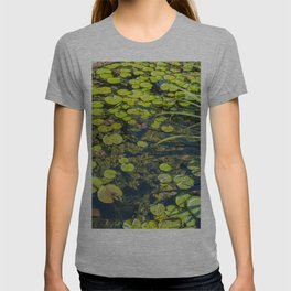 Lilly Pad Pond T-shirt
