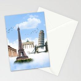 European Traveler Stationery Cards