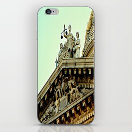 Lady Justice iPhone Skin
