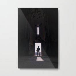 A new discovery Metal Print