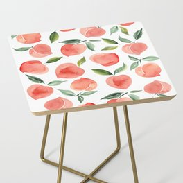 peaches Side Table