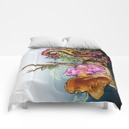 Goldy Comforters