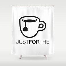Just For The Shower Curtain
