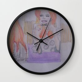 Paloma Faith. Wall Clock