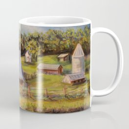 Nestled in the Farmland Coffee Mug