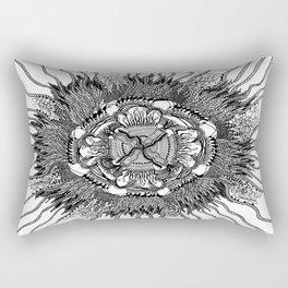 magic shield Rectangular Pillow
