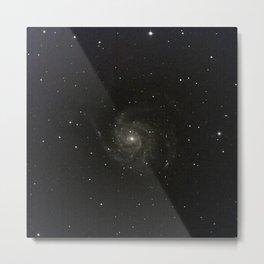 Pinwheel Galaxy Metal Print