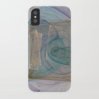 square iPhone & iPod Cases featuring Square  by Christy Leigh