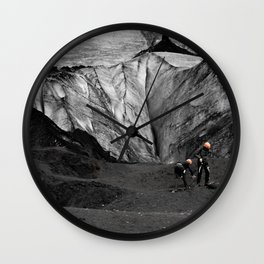 Mammothed Wall Clock