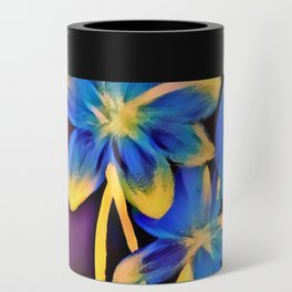 Radiating Flowers Can Cooler