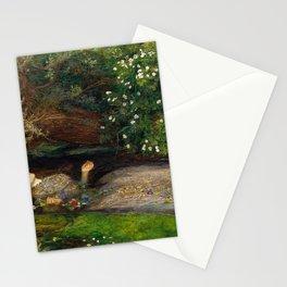 John Everett Millais - Ophelia Stationery Cards