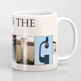 Love of Music Coffee Mug