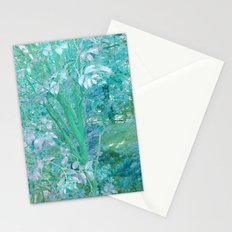 Summer of cristal Stationery Cards