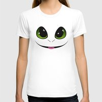 toothless T-shirts featuring Toothless by K-Bear