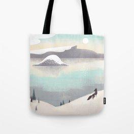 Crater Lake Tote Bag