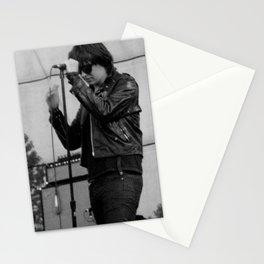 Julian Casablancas - The Strokes at Bonnaroo 2011 Stationery Cards