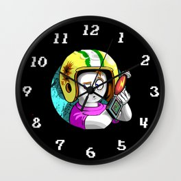 Commander Keen Wall Clock