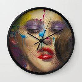 Evidencias de una imagen I Wall Clock