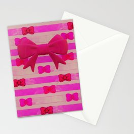 Bow for Mini Mouse Stationery Cards