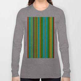 Stripes-004 Long Sleeve T-shirt