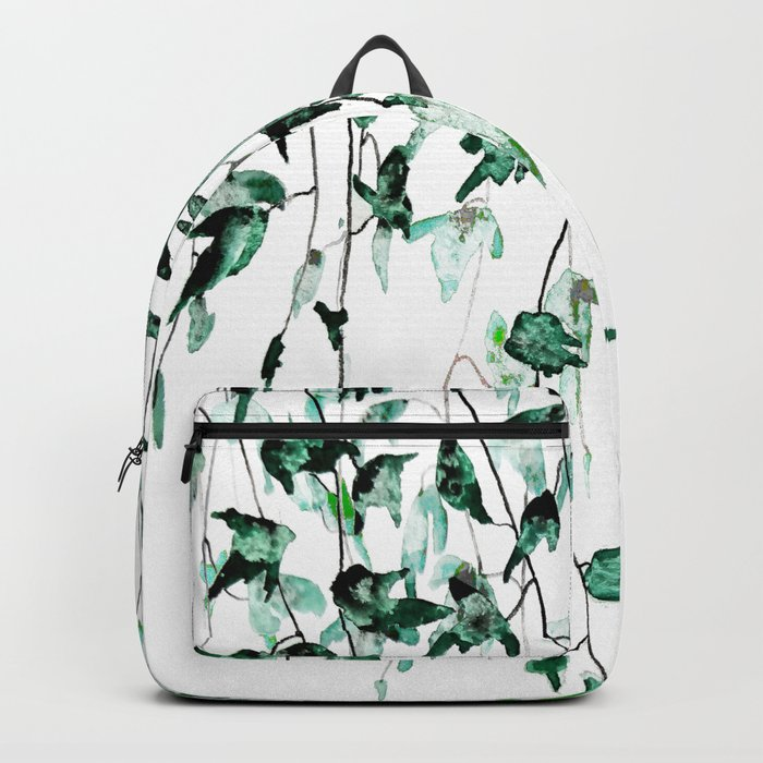 Ivy on the Wall Backpack