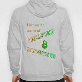 I Live.... Hoody