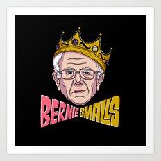 Bernie Smalls Art Print