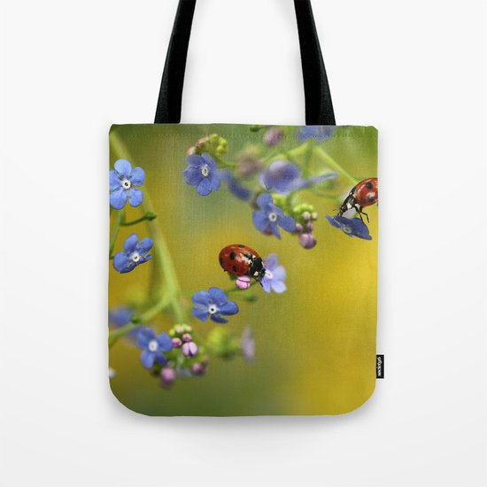 Forget me not... Tote Bag