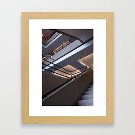 Stairway to... Framed Art Print