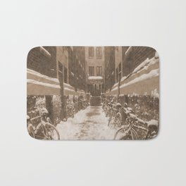 Bike Path Bath Mat