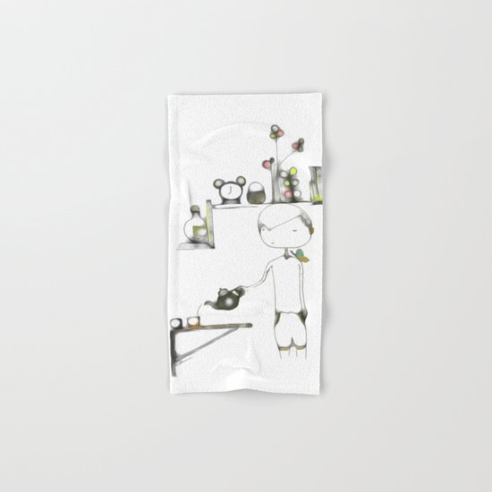 life's good - cs184 Hand & Bath Towel