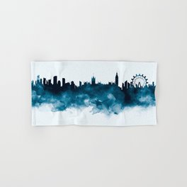 London Hand & Bath Towel